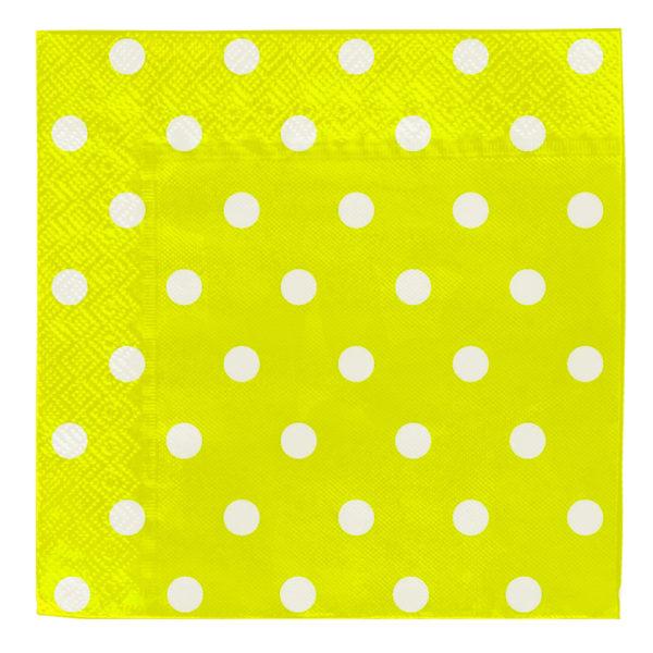 salfetka-goroh-yellow