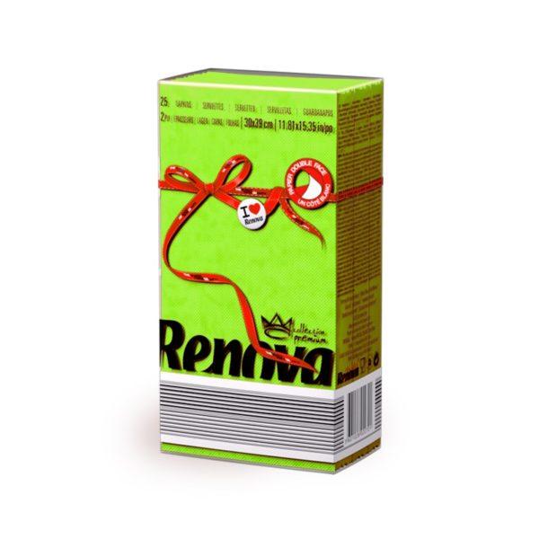 Renova-Red-Labej-paper-napkins-Green
