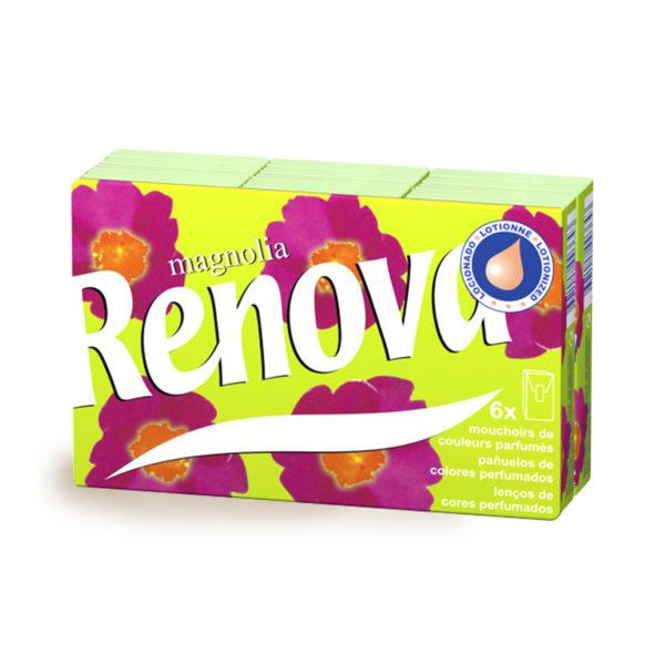Tissue-Renova-Flore-Magnolia-6-pack
