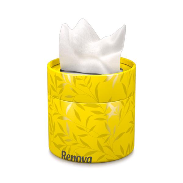 white-facial-tissues-yellow-box
