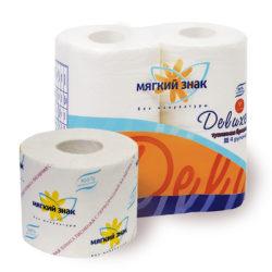 Туалетная бумага Мягкий знак