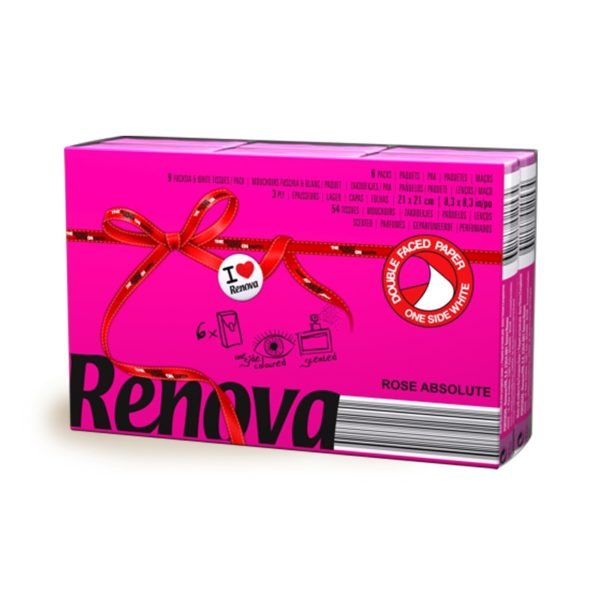Pocket-tissues-Renova-Red-Label-Fucsia