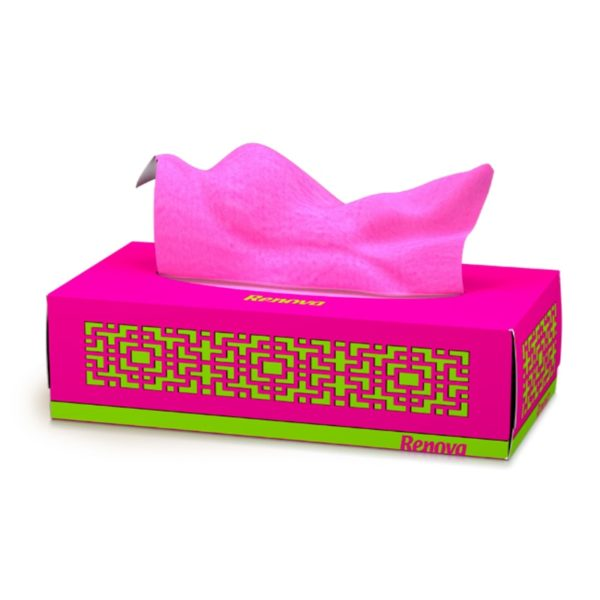 Renova-facial-tissues-in-box-Fucsia