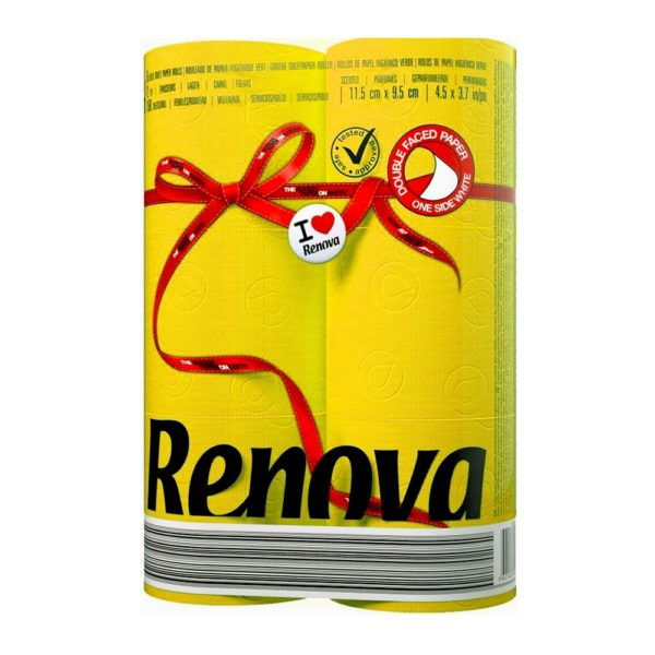 tualetnaya-bumaga-Renova-Red-Label-Yellow-6-rolls
