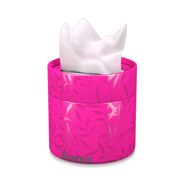 white-facial-tissues-fucsia-box