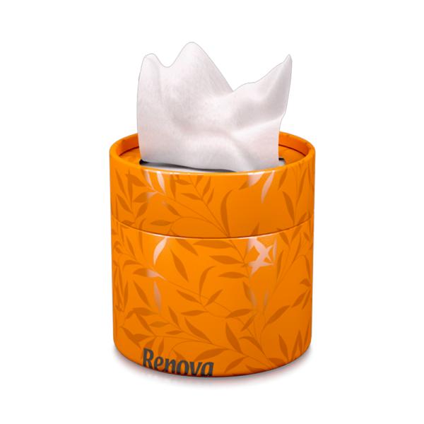 white-facial-tissues-orange-box