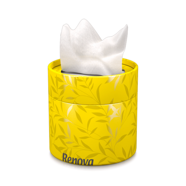 white-facial-tissues-yellow-box